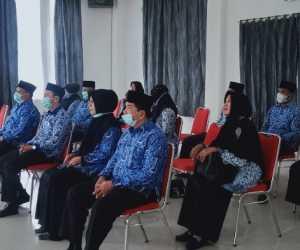 Sekda Aceh Kukuhkan Kepengurusan Kopri Abdya Masa Bakti 2021-2025