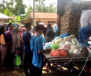 Kecamatan Ulim Jadi Lokasi Pertama Pelaksanaan Pasar Murah di Pidie Jaya, Ini Lokasi Berikutnya