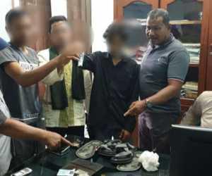 Petugas Lapas Kuala Simpang Gagalkan Penyeludupan Sabu