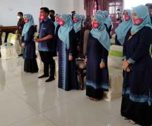 Istri Bupati Dilantik Sebagai Ketua Persani, Pelantikan Digelar di Pendopo