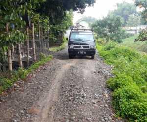 Pernah Dijanjikan Saat Bupati Pidie Jaya Kampanye, Masyarakat Minta Jalan Gampong Ara Di Aspal