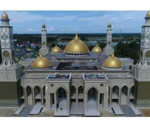 Aneka Menu Gratis, Perkuat Tradisi Berbagi di Mesjid Agung Abdya Selama Ramahdan