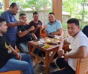 Maju Sebagai Calon Ketua KNPI Pidie Jaya, Dona Paru Minta Restu Ketua KNPI Aceh