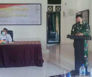 TNI Jalin Sinergisitas Dengan Insan Pers di Abdya