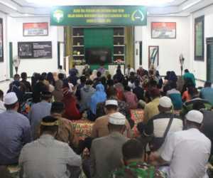 Sambut Ramadhan, Kodim Aceh Jaya Gelar Doa dan Santunan Anak Yatim