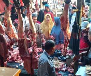 Harga daging Meugang di Pidie Jaya mencapai 180 Perkilogram