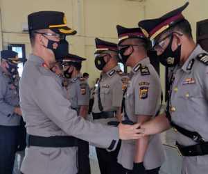 Mantan Kasatsabhara Lhokseumawe Jabat Kabag Ops Polres Aceh Tamiang