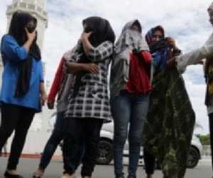 Pengunjung Mesjid Agung Abdya Dilarang Masuk Jika Berbusana Tak Sopan