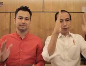 Datang Ke Istana, Raffi Ahmad Diisukan Masuk Daftar Menteri Baru Jokowi