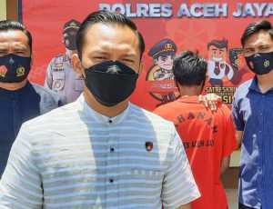 Cabuli Anak Dibawah Umur, Pemuda Asal Aceh Barat Ditangkap