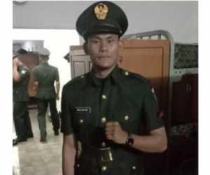 Bulkaini, Anak Tukang Parkir di Pidie Jaya Jadi Tentara