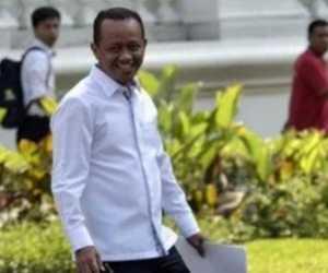 Sah! Presiden Lantik Bahlil Lahadalia, Mantan Sopir Angkot Jadi Menteri Investasi