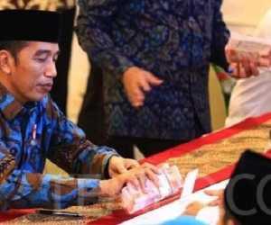 Presiden Jokowi Tahun ini dapat THR, Yuk Intip Berapa Besaran yang Diteima