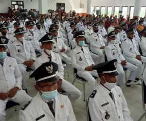 Puluhan Keuchik di Pidie Jaya Dilantik