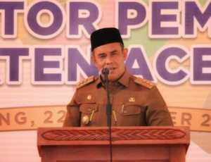 Bupati Aceh Jaya Larang Warga Takbir Keliling Hari Raya Idul Fitri 1442 H
