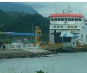 Sejak Dilarang Mudik Lebaran, Jumlah Penumpang Rute Laut Labuhan Haji Sinabang Turun Drastis