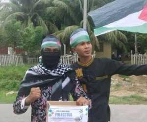 RASSI Aceh Jaya Galang Dana untuk Warga Palestina