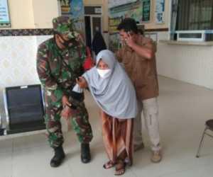 Rentan Penularan Covid-19, TNI di Abdya Dorong Lansia Lakukan Vaksinasi