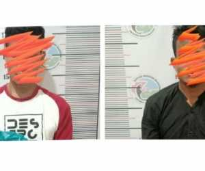 Polres Nagan Raya Berhasil Amankan 2 Orang Penyalahgunaan Narkoba