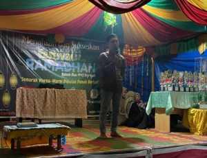Gampong Babah Dua Gelar Kegiatan Festival Ramadhan, Ini Lombanya