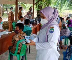 7 Orang Tim Vaksinator Terkonfirmasi Positif Covid-19 di Abdya