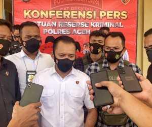 Pelaku Pencurian Uang 50 Juta Ditangkap di tempat Penginapan Meulaboh