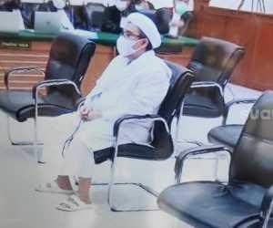 Status Imam Besar Disebut Hina Umat Islam, Rizieq: Jaksa Harus Hati-hati!