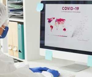 Kasus COVID-19 Indonesia Tembus 21.095 Orang