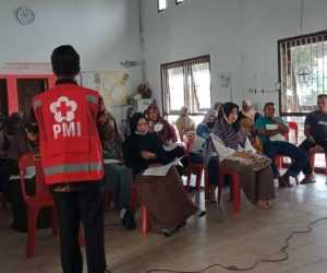 Tingkatkan Kapasitas SDM, PMI Aceh Jaya Rekrut 28 Relawan Baru