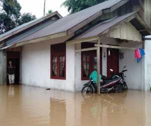 Sejumlah Desa Terdampak Banjir di Aceh Jaya, Berikut Datanya
