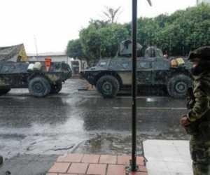 Bentrok Polisi vs Anggota Geng Pecah, 26 Orang Meninggal