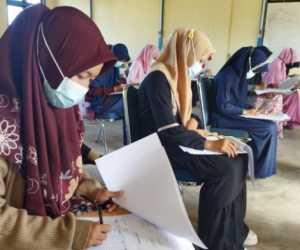Ratusan Peserta Ikuti Seleksi Pelatihan Kejuruan di Dinaskertrans Nagan Raya