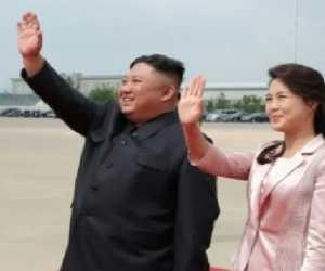 Kim Jong Un Diduga Nikmati Fasilitas Mewah di Kapal Pesiar saat Korea Utara Krisis Pangan