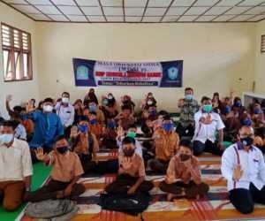 IKAN 'Bakar' Semangat Pelajar Lawan dan Jauhi Narkoba di Aceh Jaya