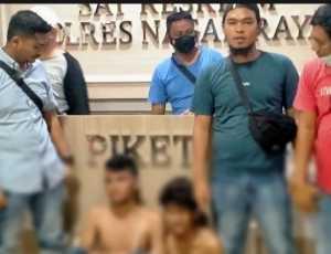 Polres Nagan Raya Berhasil Mengamankan Pelaku Pembunuhan yang Ditemukan Bersimbah Darah