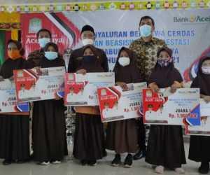 Pemkab Aceh Jaya Anggarkan Rp 9,8 Milyar untuk Beasiswa Pelajar Cerdas dan Berprestasi