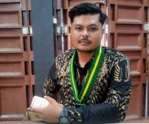 Akmal Al-Qarasie Resmi Terpilih Sebagai Ketua Umum PC SEMMI Abdya