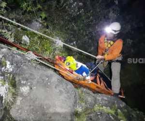 Jatuh Dari Ketinggian 150 Meter, Dua Orang Meninggal di Aceh Barat