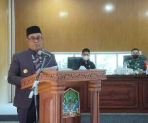 Pemkab Aceh Jaya Tanam Modal 8 Miliar di PT Barajaya