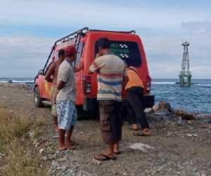 Nelayan Tenggelam di Muara Kuala Tuha, Satu Hilang Satu Selamat