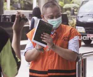 Maling Bansos, Matheus Joko Divonis Sembilan Tahun Penjara