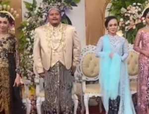 Viral! Seorang Pria Nikahi Tiga Wanita Sekaligus