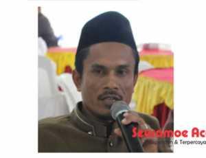 Tgk Muhammad Dahlan Kembali Jabat Ketua MPU Abdya