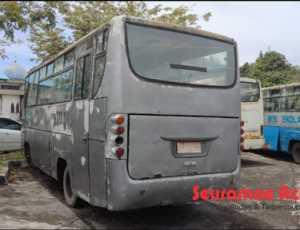 Kadishub Aceh Jaya Minta Bus Tak Layak Pakai Dilelang