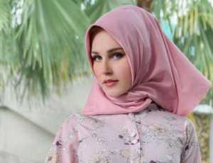 Jadi Mualaf, Model Asal Prancis Menikah Dengan Pria Aceh