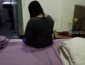 Diduga PSK, Wanita Asal Nagan Diciduk Dalam Kamar Losmen
