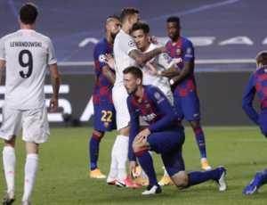 Link Live Streaming Barcelona Vs Bayern Munich