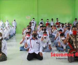 Pelajar Aceh Jaya Diajak Kampanyekan Bahaya Narkoba