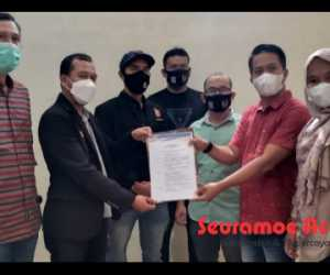 Resmi! Karang Taruna Aceh Jaya Terima SK Periode 2021-2026