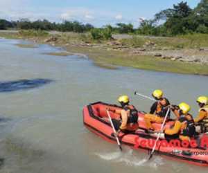 Tenggelam di Pantai Nagan Permai, Satu Orang Hilang